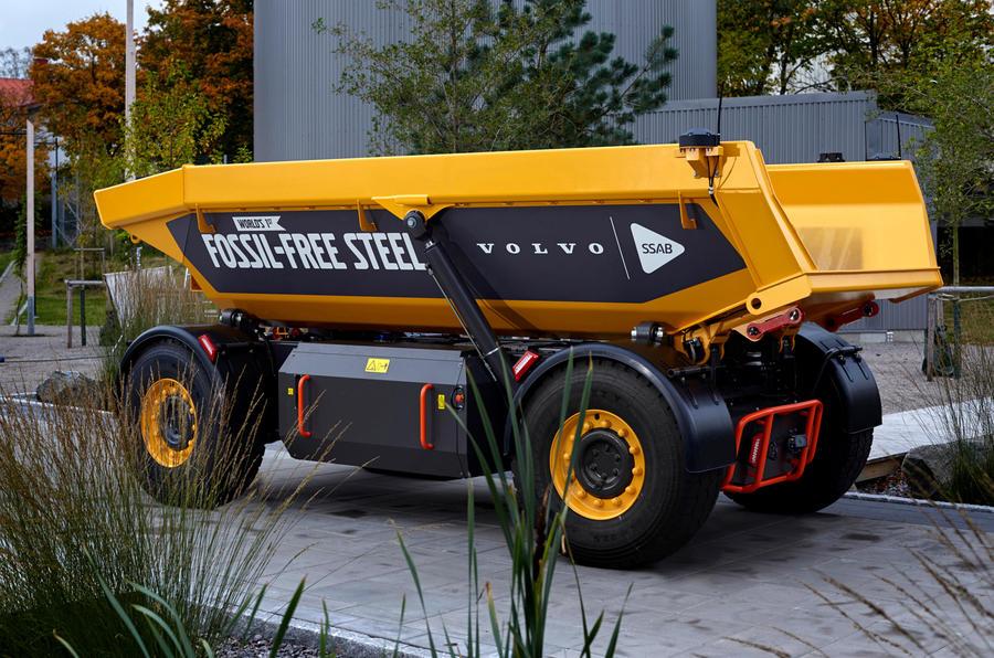 3 volvo xe tải hóa thạch miễn phí