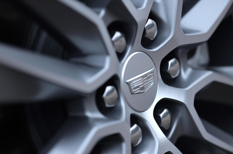 Cadillac XT6 Sport 2020 first drive review - alloy wheels