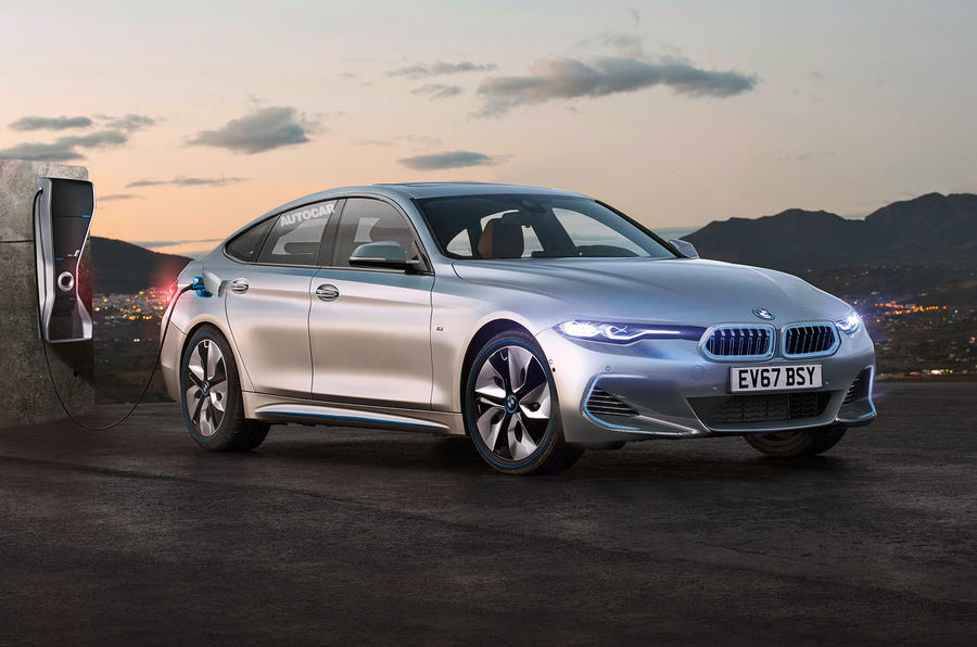 BMW 4-Series GT Electric key to firm's future plans