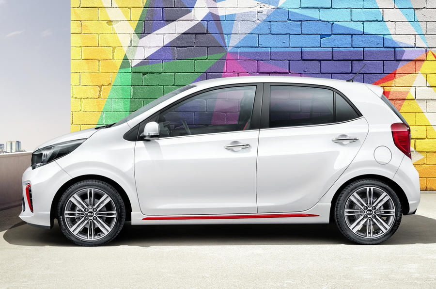 2017 Kia Picanto Costs From 9450 Autocar