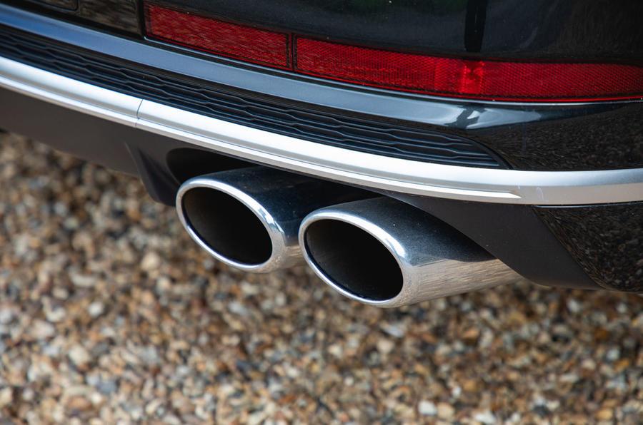 Audi S8 2020 : premier examen de conduite au Royaume-Uni - échappements