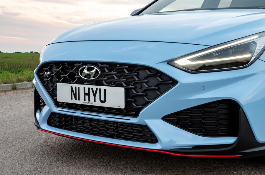 4 Hyundai i30N DCT 2021 UE FD nez