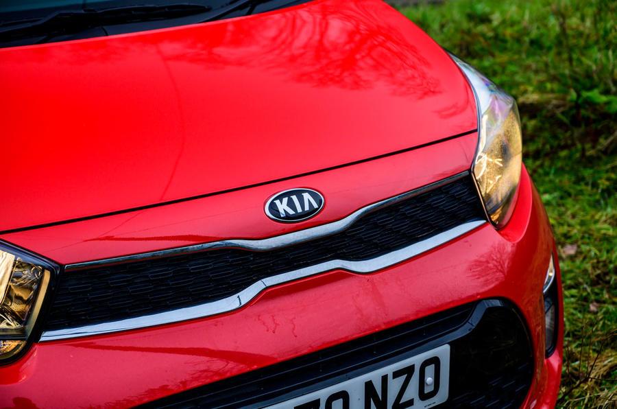 4 Kia Picanto 2021 premier nez de révision de conduite