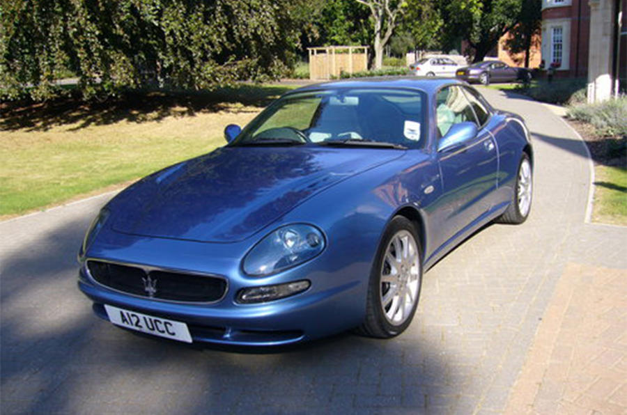Maserati 3200 GT - static front