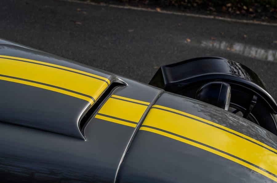 4 MK Indy Hayabusa 2021 Premier capot de révision de la conduite au Royaume-Uni