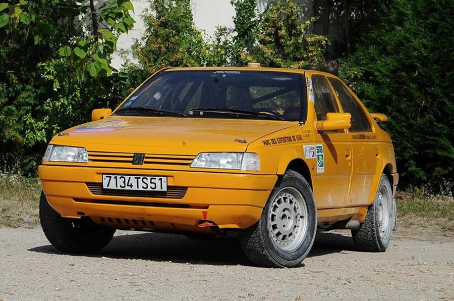 Peugeot 405 MI16 - front