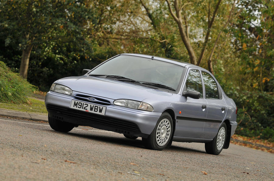 Reader's question - Ford Mondeo