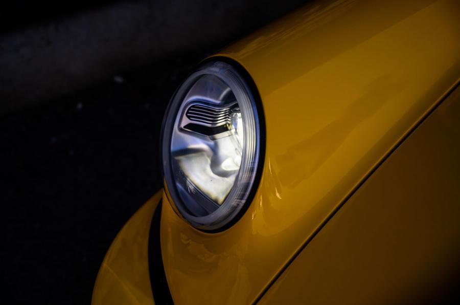 4 RUF CTR 2020 : les premiers phares de la révision de la conduite