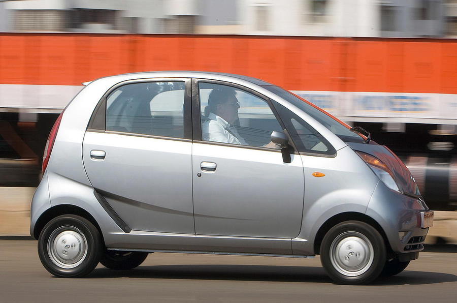 Tata Nano 2009 - hero side