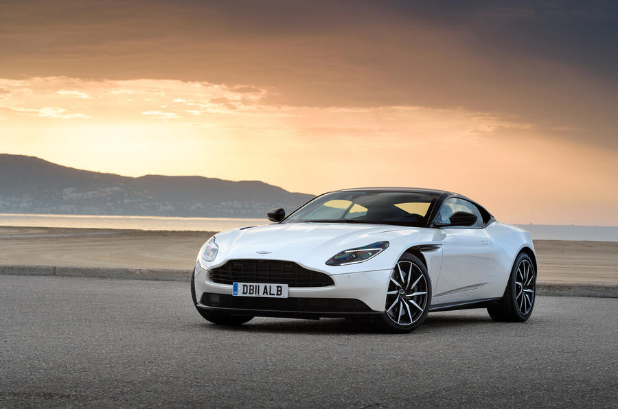 4.5 star Aston Martin DB11 V8