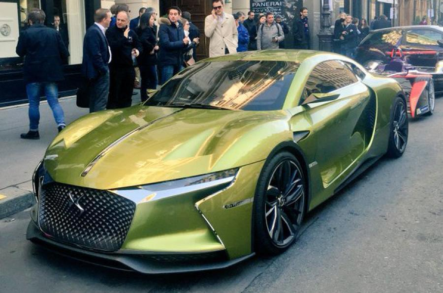 DS's E-Tense name becomes the name of its hybrid variants