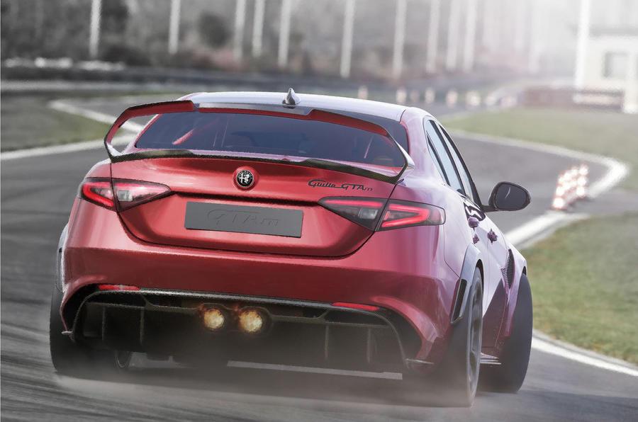 New Alfa Romeo Giulia GTA is firm's most powerful model ...