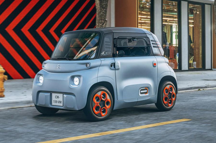 Citroen Ami 2020 - stationary front