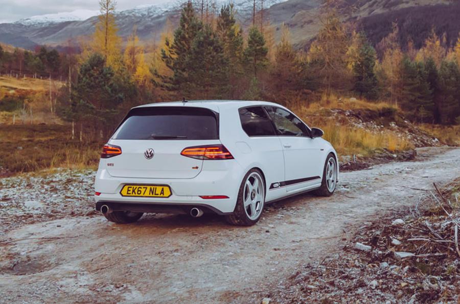 Mk7 Volkswagen Golf Gti Gains 380bhp Mountune Tuning Kit Autocar