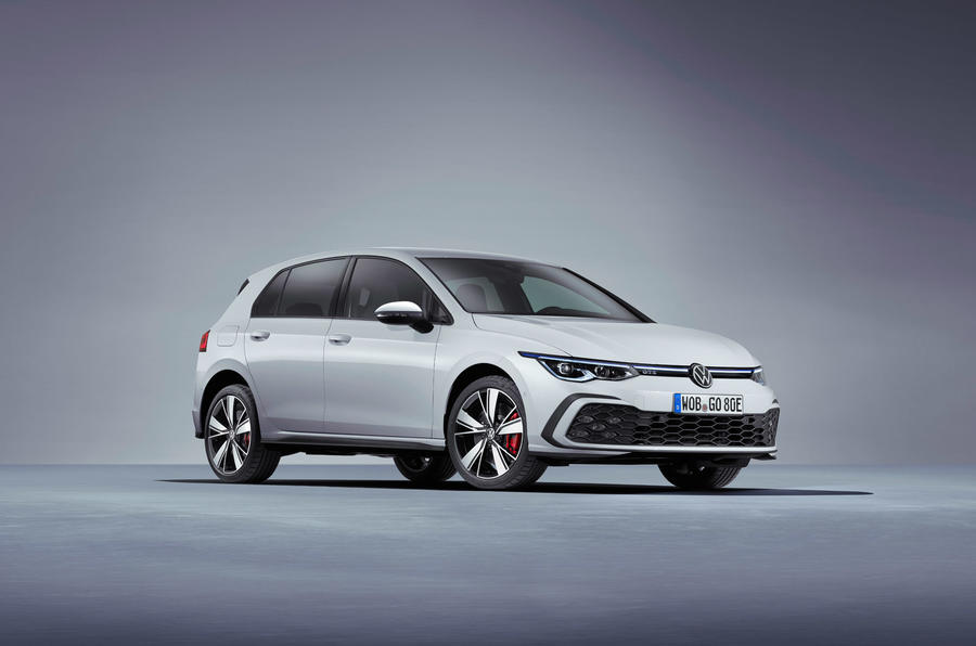 Volkswagen Golf GTE 2020 - stationary front