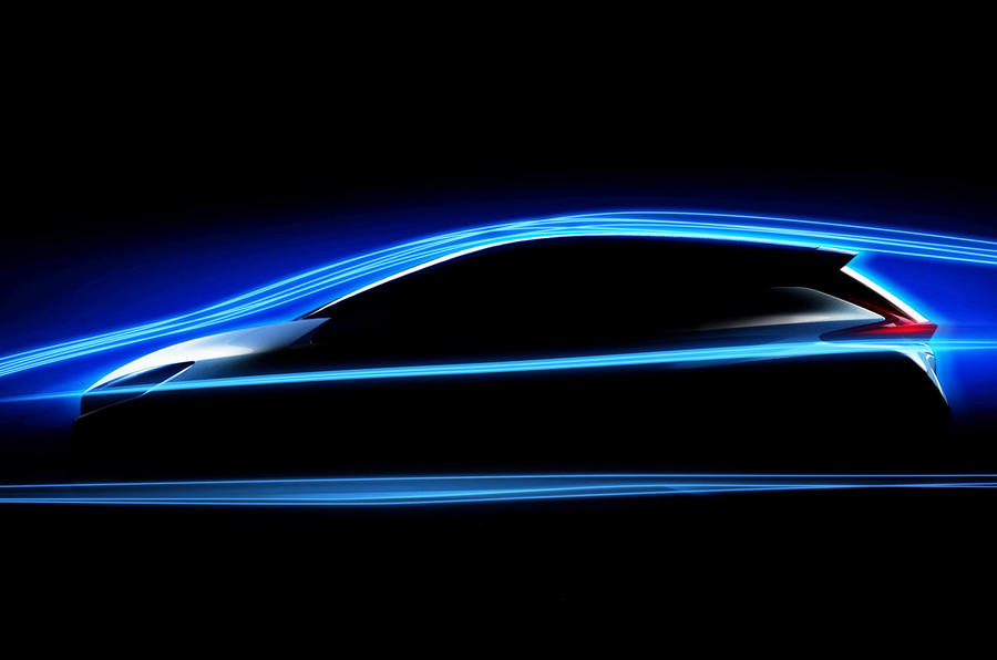 New Nissan LEAF to be Super-Aerodynamic and Efficient