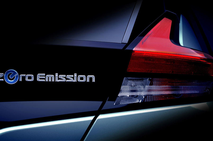 2018 Nissan Leaf leaked onto internet ahead of September reveal