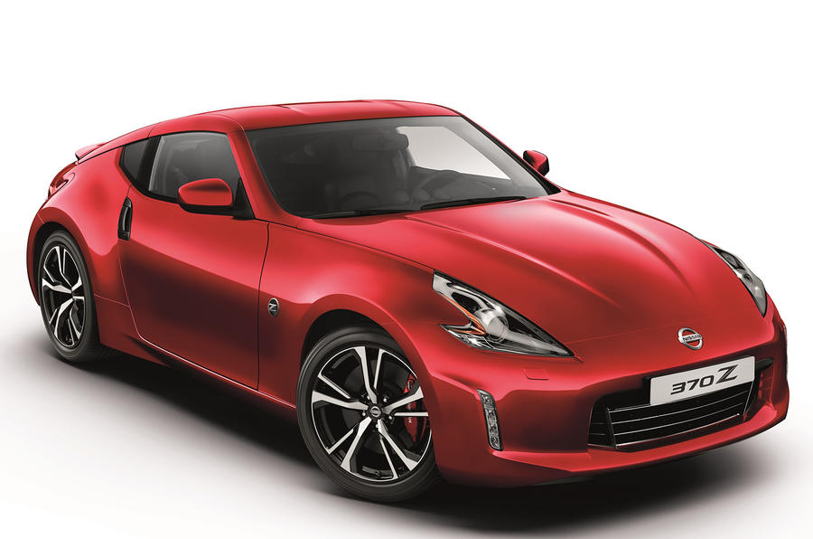new nissan z 2018. brilliant 2018 nissan 370z updated for 2018 model year  for new nissan z