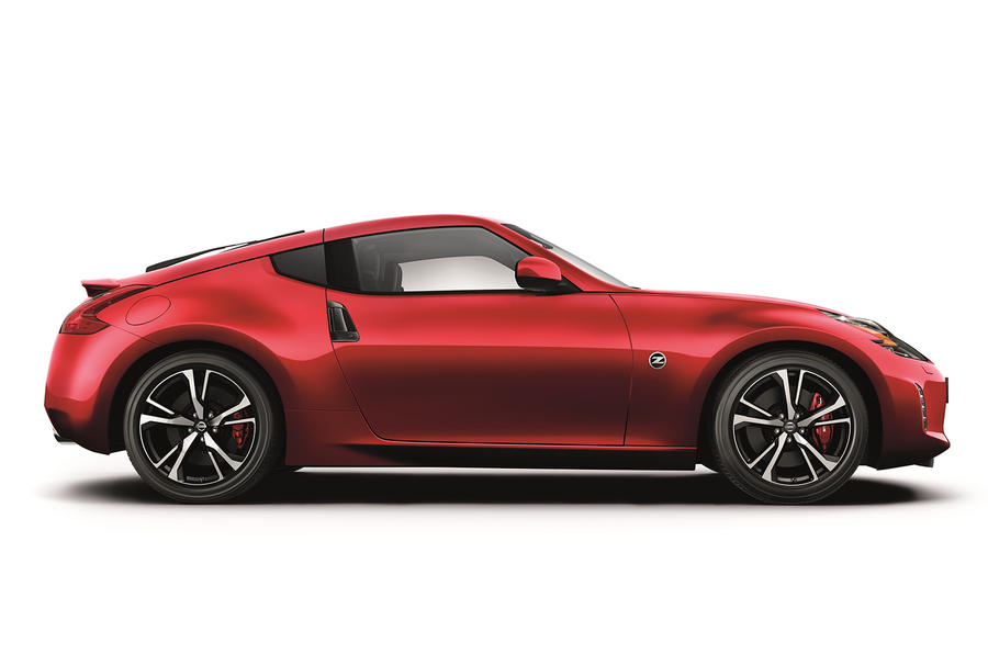 new nissan z 2018. brilliant 2018 nissan 370z updated for 2018 model year on new nissan z