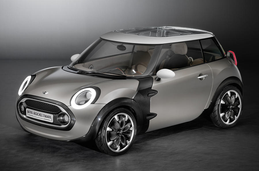Mini Rocketman Release Date >> Mini Rocketman And Superleggera Radical Cars Could Make Production