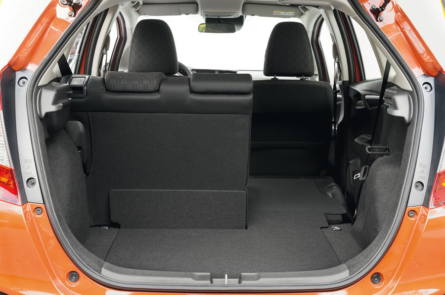 Honda Jazz seating flexibility