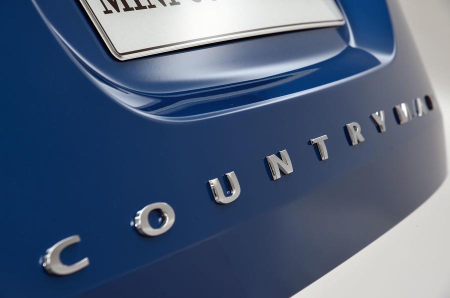 2017 Mini  Countryman revealed