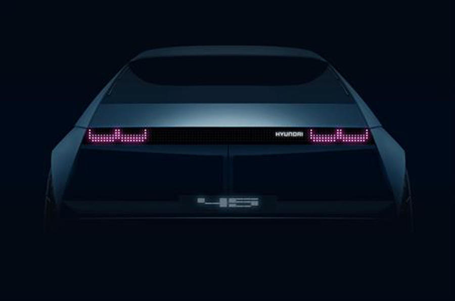 Hyundai to reveal full-electric concept auto at Frankfurt Motor Show