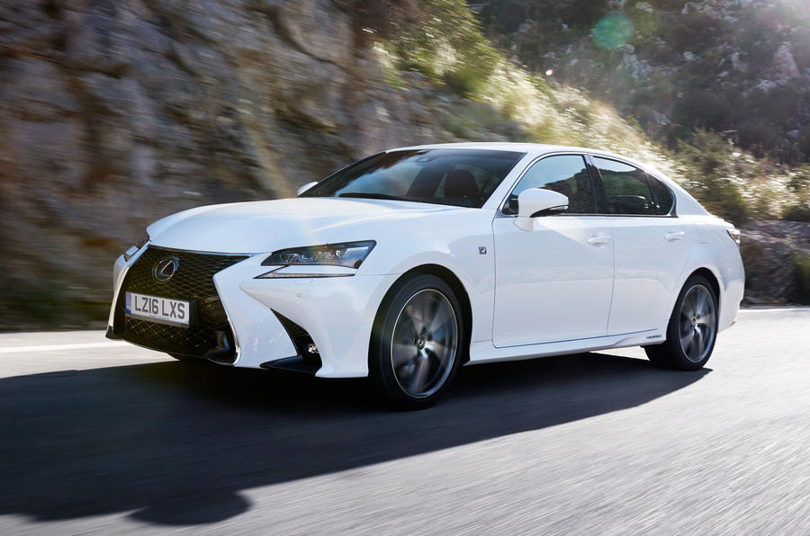 2016 lexus gs450h f sport review review autocar. Black Bedroom Furniture Sets. Home Design Ideas