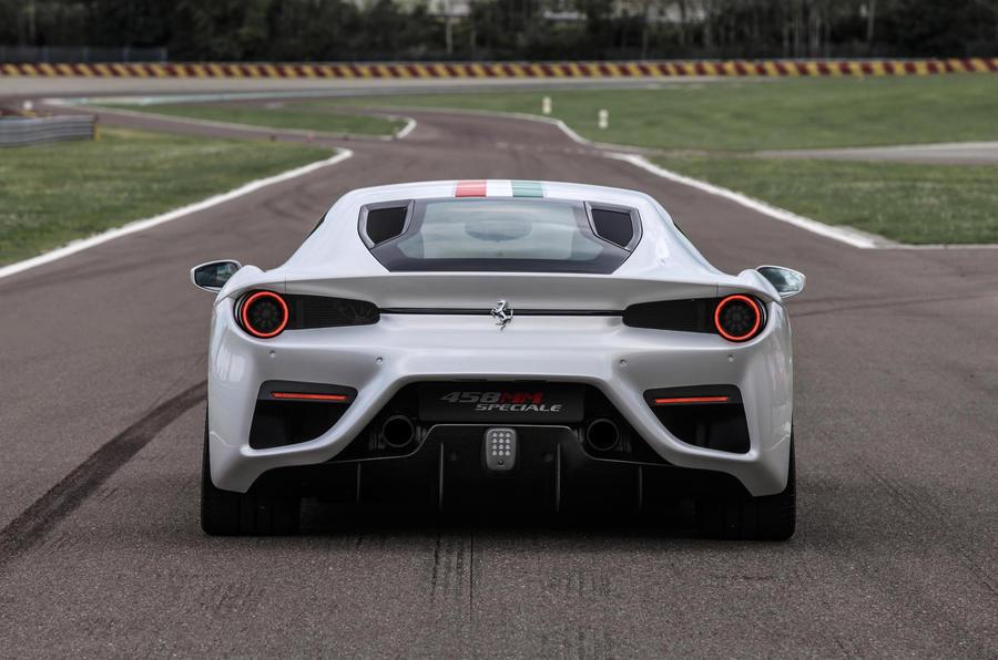 Ferrari Mm Speciale One Off Supercar Revealed Autocar