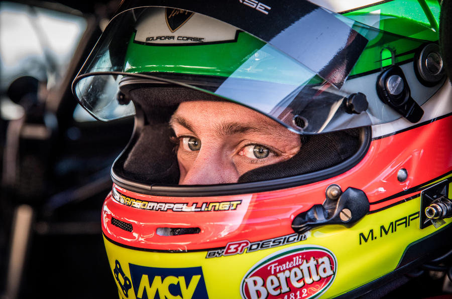 Marco Mapelli on his record breaking Lamborghini Huracan Performante lap