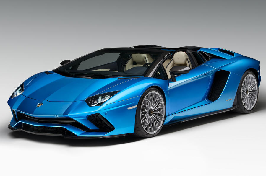 Lamborghini Aventador S Adds $460247 Roadster Model, Looks Very Desirable