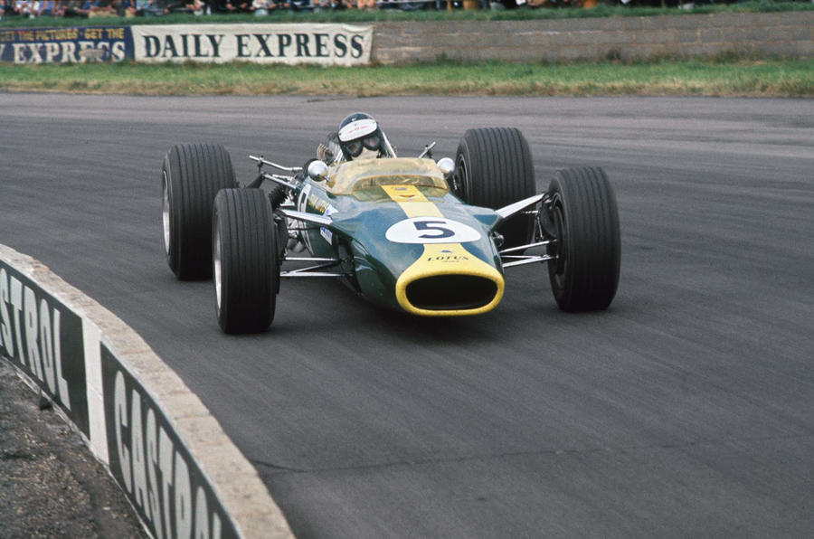 All remaining Lotus 49 F1 cars to star at 2017 Autosport International