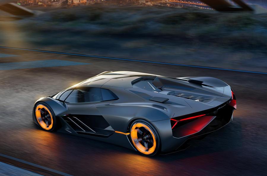 Lamborghini Terzo Millennio concept revealed