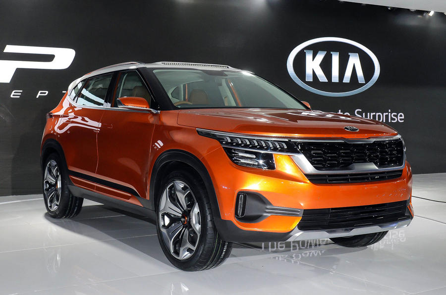 Kia Sp Concept Heads To India With New Design Direction