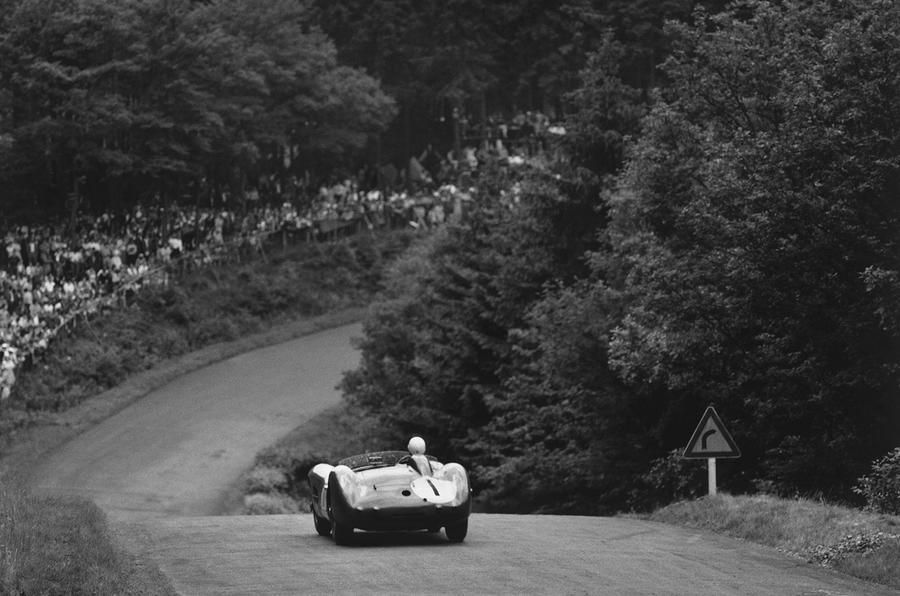 Stirling Moss: 1959 Nurburgring 1000km