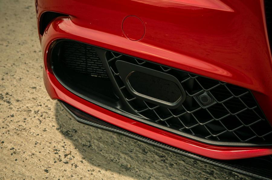 Alfa Romeo Giulia Quadrifoglio 2020 UK first drive review - ADAS
