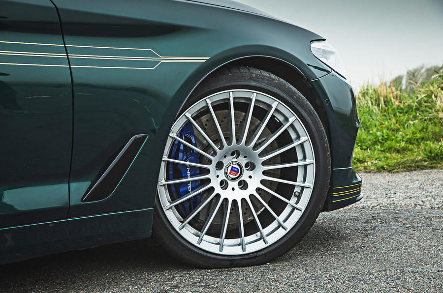 Alpina B5 BiTurbo saloon alloy wheels