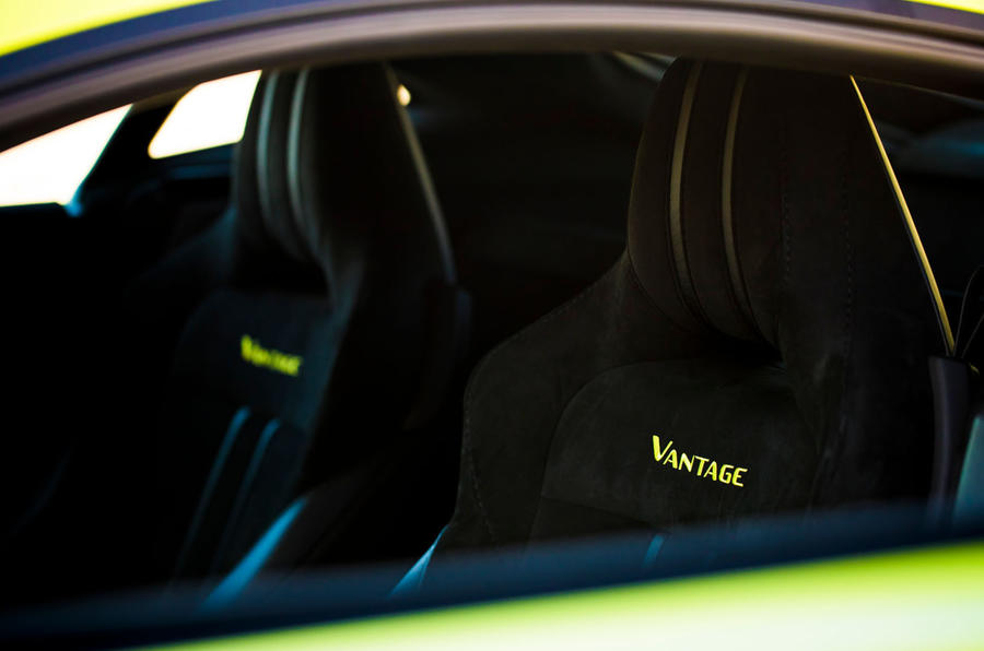 Special Edition Aston Martin V12 Vantage V600 revealed