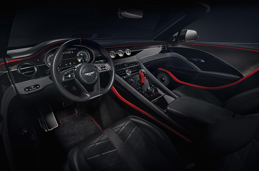 Bentley Bacalar Fulton 2020 - interior
