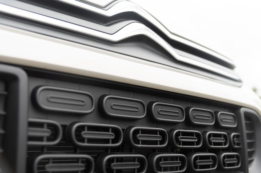 Citroen Berlingo 2018 first drive review bumper
