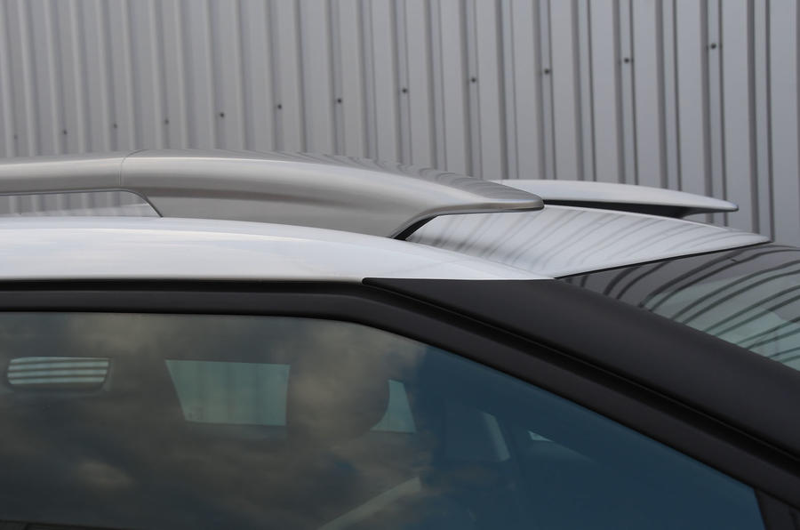 Citroen C3 Aircross Flair Puretech 130 long-term review - roof rails