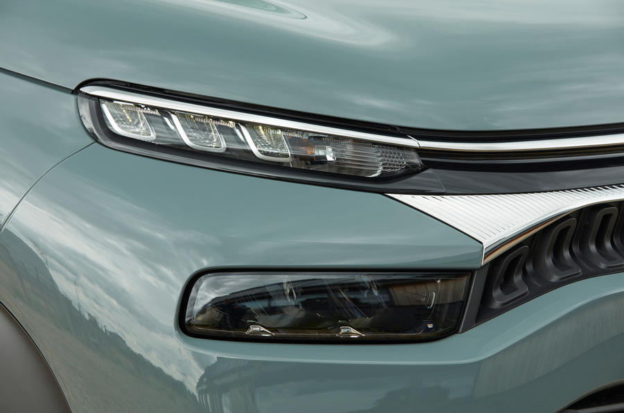 5 Phares du Citroën C3 Aircross 2021 UE FD