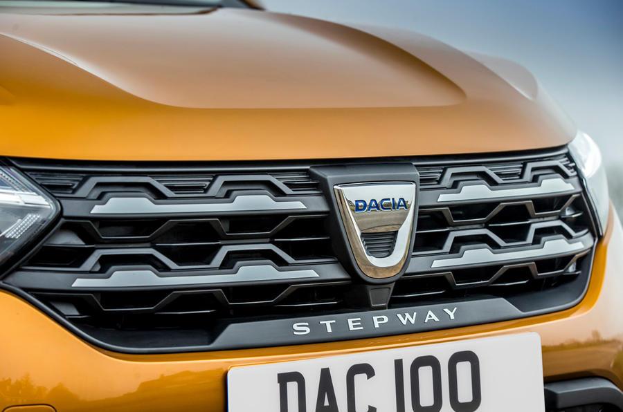 5 Dacia Sandero Stepway 2021 Premier capot de révision de la conduite au Royaume-Uni