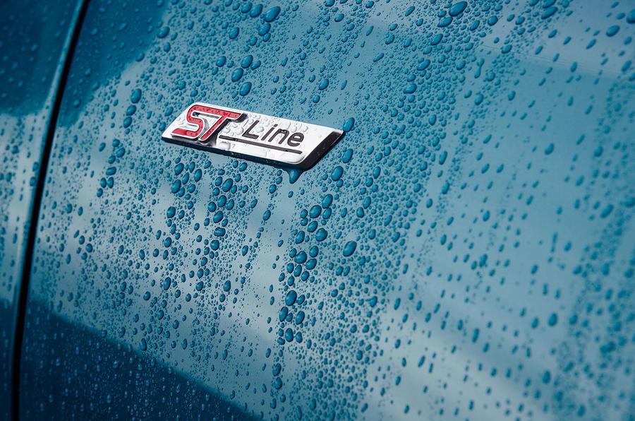 Ford Fiesta EcoBoost mHEV 2020 : premier bilan de conduite au Royaume-Uni - autocollant latéral