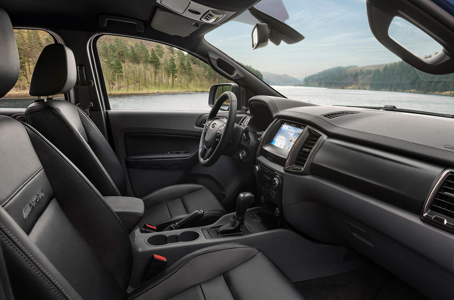 Ford Ranger Wildtrak X 2018 UK review | Autocar