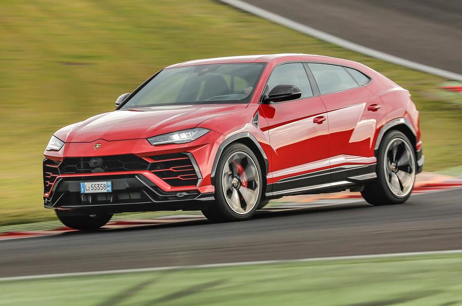 Lamborghini Urus 2018 review  Autocar