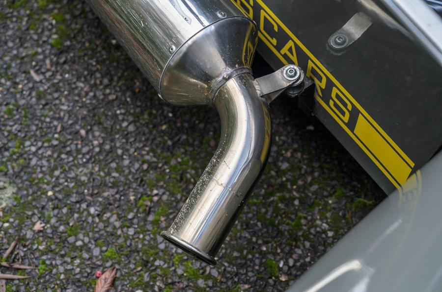 5 MK Indy Hayabusa 2021 : premier essai de conduite au Royaume-Uni