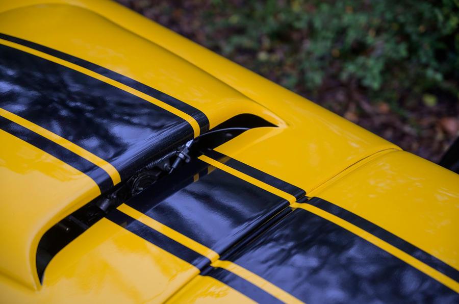 5 MK Indy RR Hayabusa 2021 Premier capot moteur au Royaume-Uni