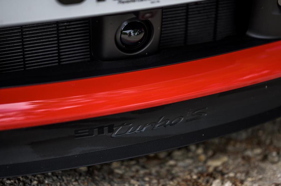 Porsche 911 Turbo S 2020 UK first drive review - ADAS