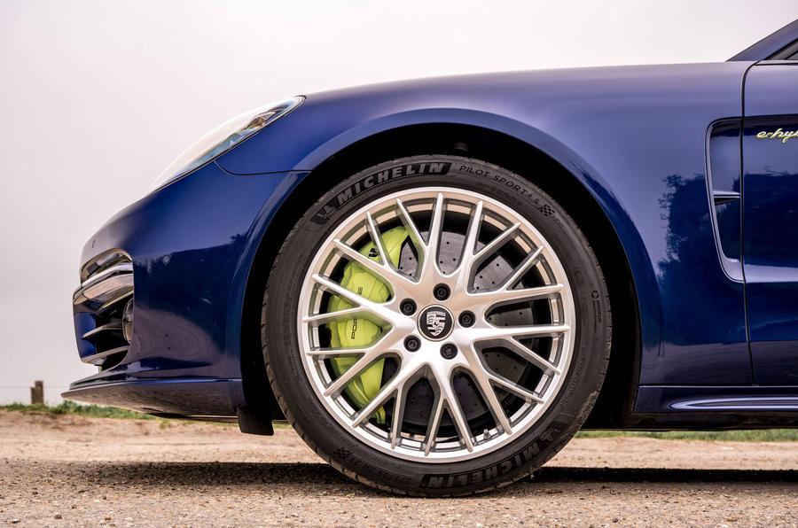 5 Jantes en alliage de Porsche Panamera Turbo S E Hybrid ST 2021 UE FD